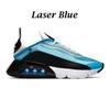 الليزر الأزرق