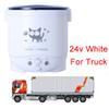 24v الأبيض لشاحنة