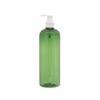 500ml Bottiglia Verde Bianco PET