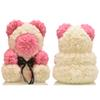 40cm White Pink New
