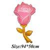 Rosa rosa 3pcs