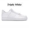 # 6 üçlü beyaz 36-45
