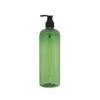 500ml Bottiglia Verde Nero PET