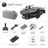 Schwarz 1080P-500W + tragbare Tasche