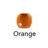 اللون البرتقالي الفضي