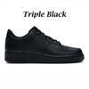 # 4 üçlü siyah 36-45