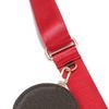 حزام الكتف الأحمر