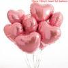 10PCS الوردي
