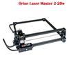 Китай Master 2 20W лазера