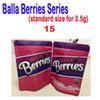 15 3.5g BALLA BERRAS