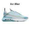الجليد الأزرق
