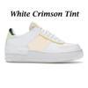 # 25 Beyaz Crimson Tonu 36-40