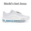 2- MSCHF X Inri Jésus chaussures