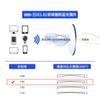 Telaio + Wanxin 1.61 Blue Light Proof Lens Power Color, si prega di notare o contattare il servizio clienti