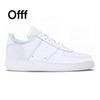 # 11 OfffWhite Branco 36-45