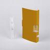 Glasflaschen Kartenhalter Gold