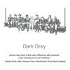 Gris oscuro-161cm x 70 cm