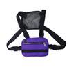 Фиолетовый 2 грудной сумки