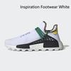 D4 영감 신발 화이트
