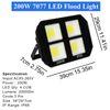 USA المالية 200W أضواء LED الفيضانات