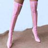 Long Boots Pink