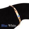 Blue White Star