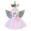 Unicorn Dress Set 2