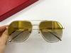 Altın Çerçeve Altın Ayna Lensleri