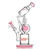 Gili-100 rose avec bol