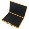 Sólo 1pcs la caja del oro