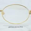 Altın Clear 57mm