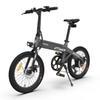 C20 Gray bike