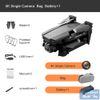 4K كاميرا واحدة + حقيبة محمولة