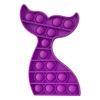 pescados púrpuras