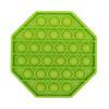 Octagon luz verde