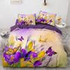 Flor 007-púrpura