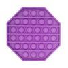 Octagon púrpura