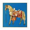 Rey de gloria-30x30cm (sin marco) 3