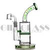 Gili-010 grön med kvarts banger