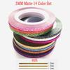 14 Color Matte 3mm