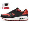 A21 Siyah Kırmızı 40-45