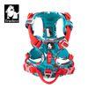 Blau Rot Harness