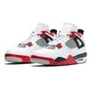 4s 7-13 Fire Red