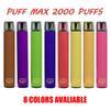 PUFF MAX - Mixed flav