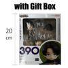 상자가있는 390 Levi