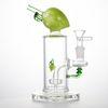 녹색 복숭아