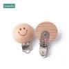 Smile Pacifier Clip