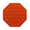 Octagon Orange