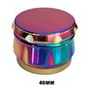 cores do arco-íris 40MM