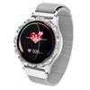 D18 smartwatch Silver